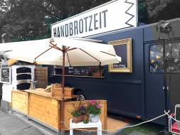 Handbrot Foodtruck Festival Leipzig
