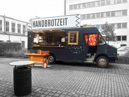 Handbrot Foodtruck Leipzig UFZ